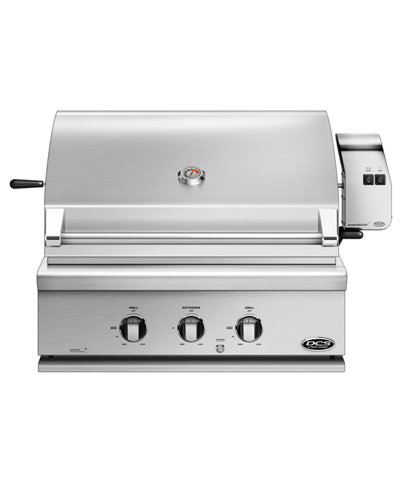 "30"" Grill, Natural Gas"