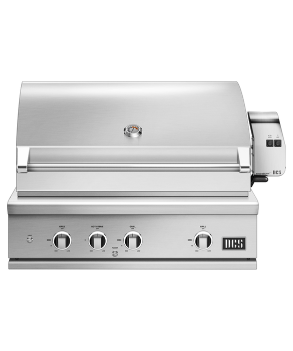 """36"""" Grill, Rotisserie and Charcoal, LP Gas, pdp"""