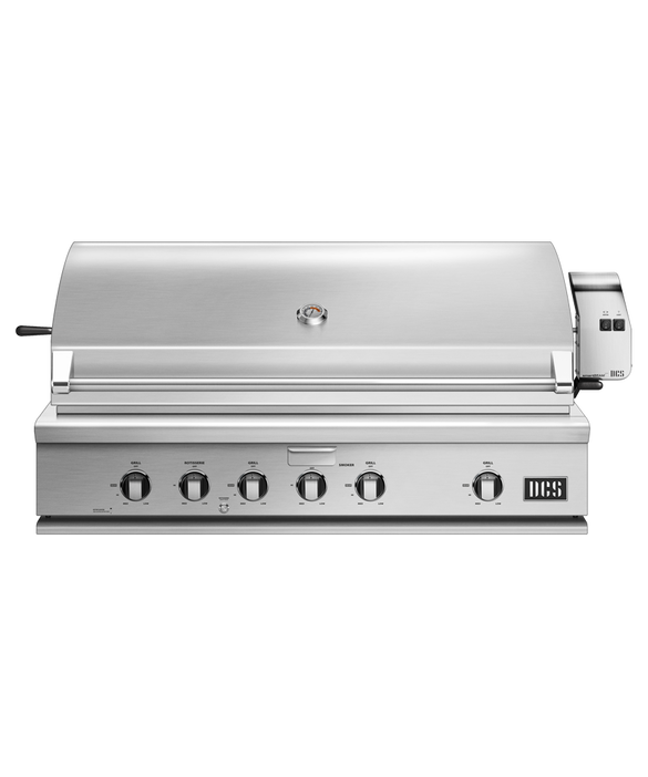 """48"""" Grill, LP Gas, pdp"""