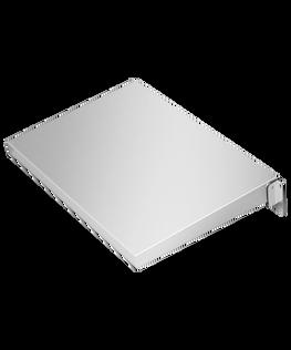 CSS Grill Cart Side Shelf