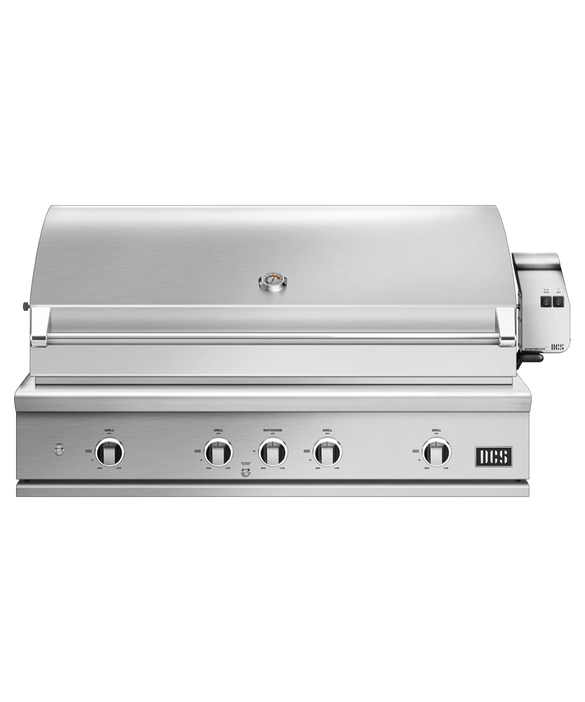 """48"""" Grill, Rotisserie and Charcoal, Natural Gas, pdp"""