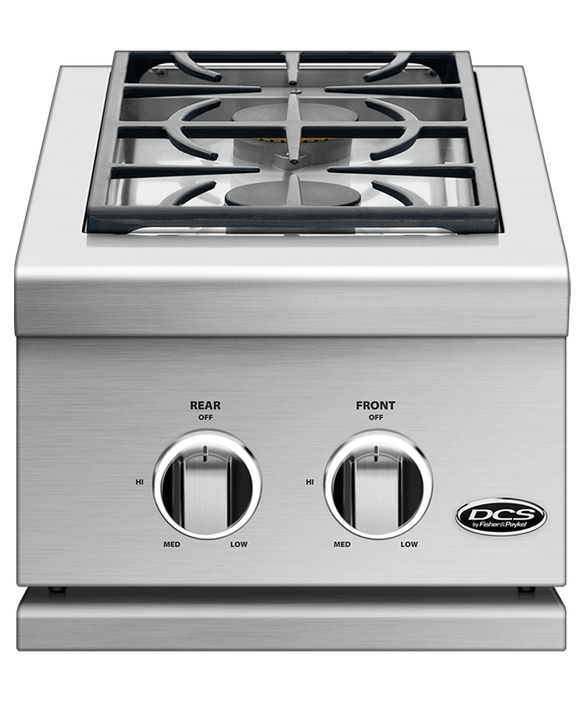 """14"""", Series 9, Double Side Burner, Natural Gas"""