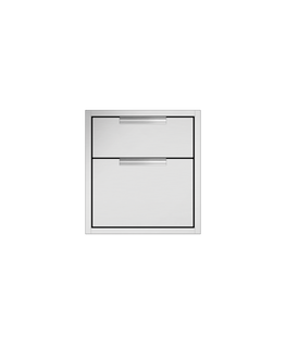 Tower Drawer Double
