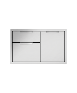 Access Drawers Built-in