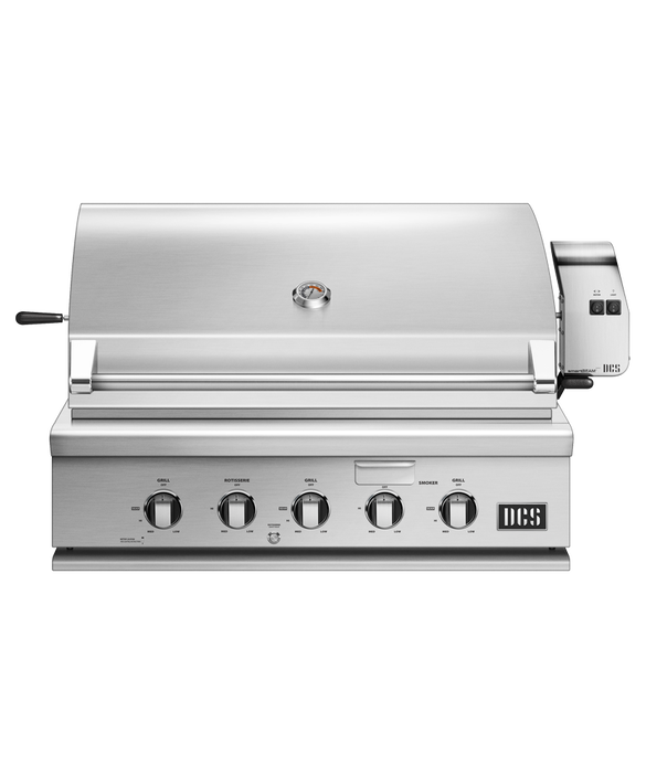 "36"" Grill, LP Gas, pdp"