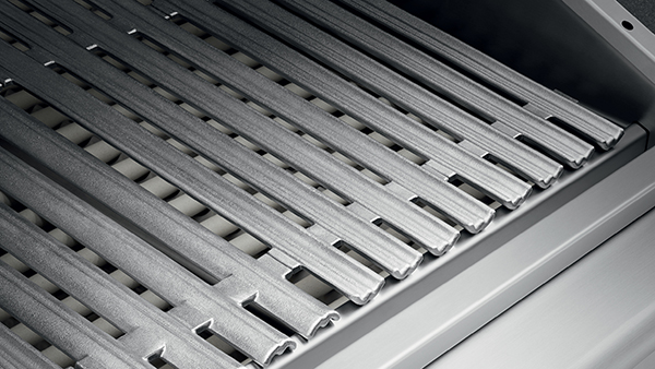 Double-sided Cast Stainless Steel Grates